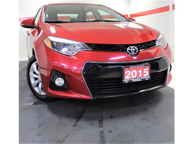 2015 Toyota Corolla S (Stk: 301468S) in Markham - Image 1 of 25