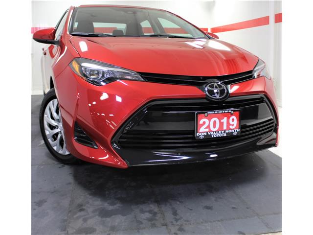 2019 Toyota Corolla LE (Stk: 301472S) in Markham - Image 1 of 24