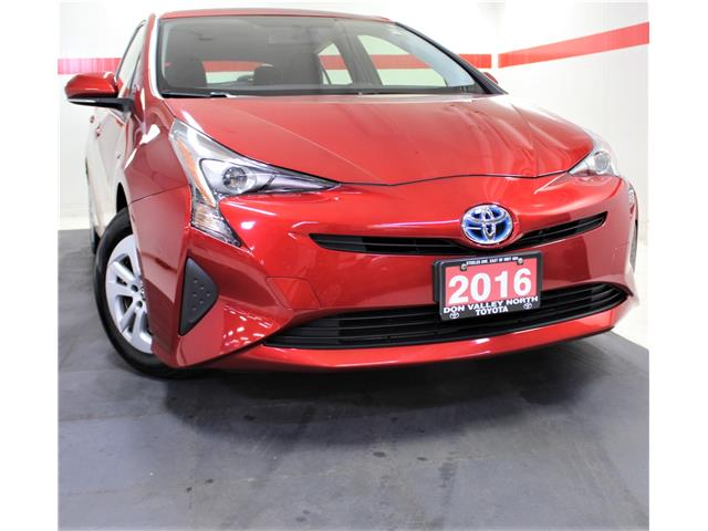 2016 Toyota Prius Base (Stk: 301596S) in Markham - Image 1 of 23