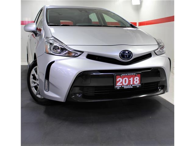 2018 Toyota Prius v Base (Stk: 301986S) in Markham - Image 1 of 27