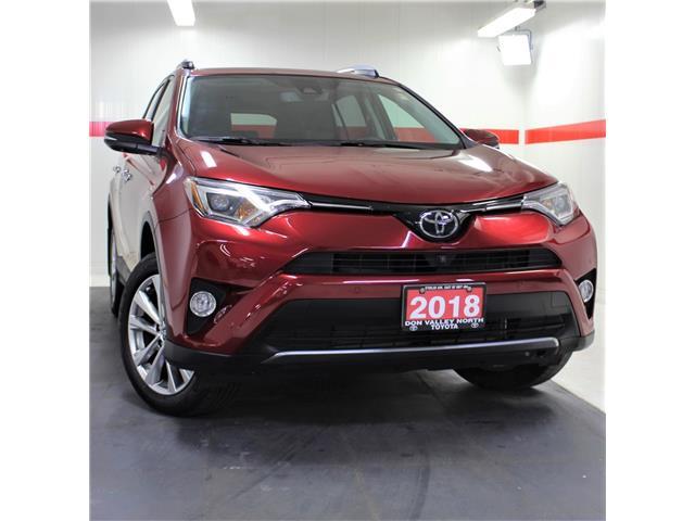 2018 Toyota RAV4 Limited (Stk: 302042S) in Markham - Image 1 of 28