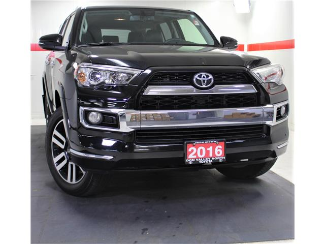 2016 Toyota 4Runner SR5 (Stk: 302099S) in Markham - Image 1 of 30