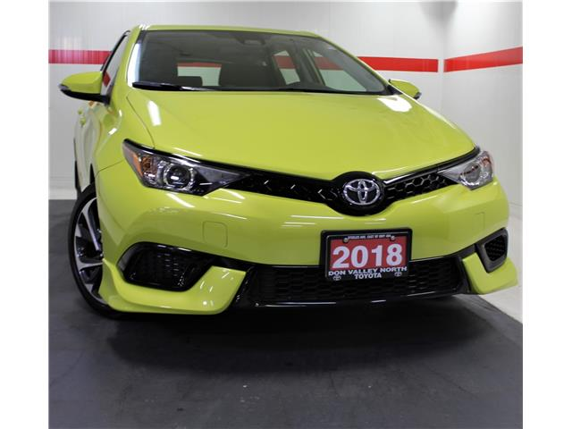 2018 Toyota Corolla iM Base (Stk: 302207S) in Markham - Image 1 of 26