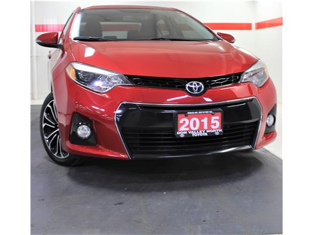 2015 Toyota Corolla S (Stk: 302332S) in Markham - Image 1 of 26
