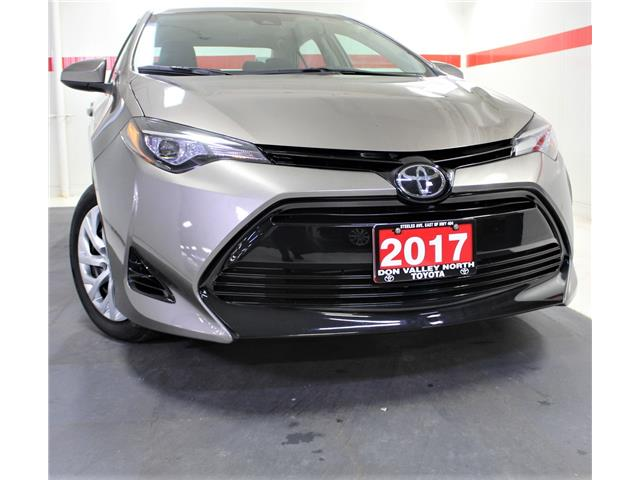 2017 Toyota Corolla LE (Stk: 302302S) in Markham - Image 1 of 21