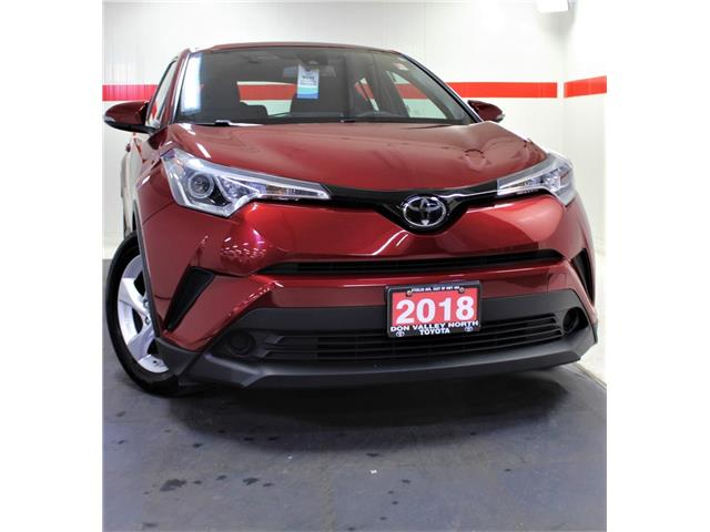 2018 Toyota C-HR XLE (Stk: 302326S) in Markham - Image 1 of 24