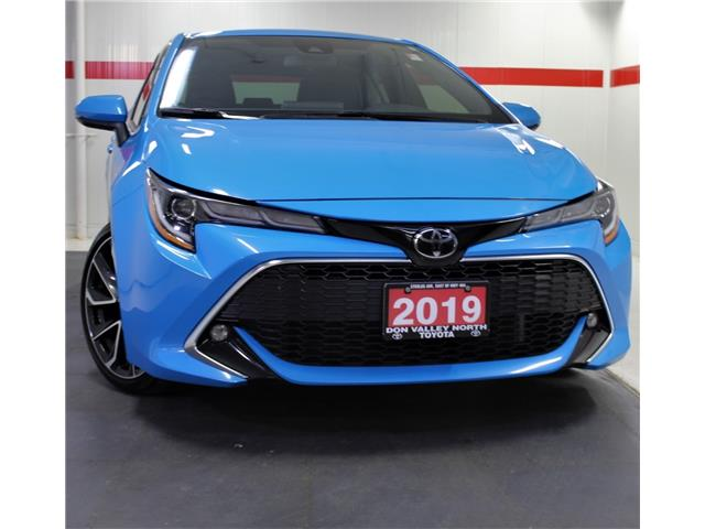 2019 Toyota Corolla Hatchback Base (Stk: 302369S) in Markham - Image 1 of 27