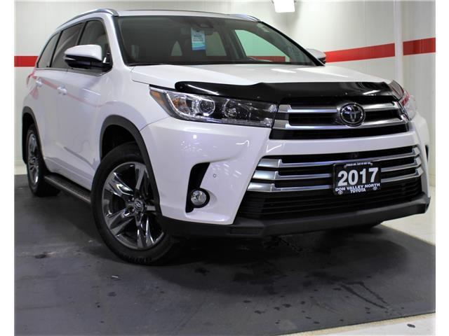 2017 Toyota Highlander Limited (Stk: 302471S) in Markham - Image 1 of 29