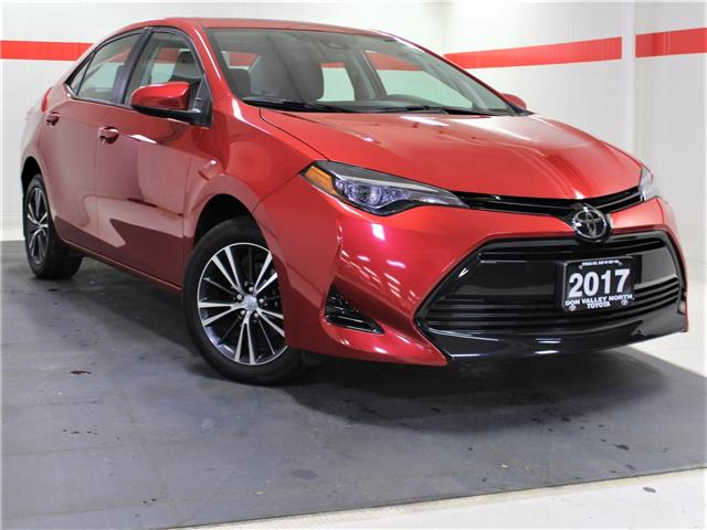 2017 Toyota Corolla LE (Stk: 302532S) in Markham - Image 1 of 25