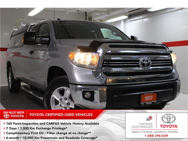 2017 Toyota Tundra SR5 Plus 5.7L V8 (Stk: 297823S) in Markham - Image 1 of 27
