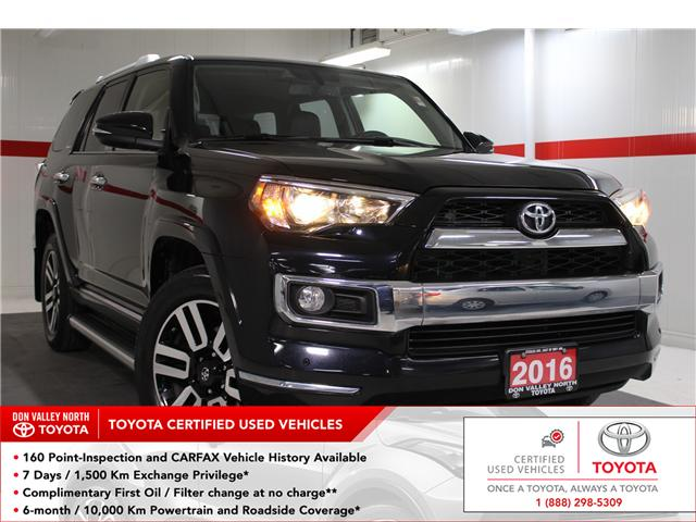 2016 Toyota 4Runner SR5 (Stk: 297835S) in Markham - Image 1 of 27