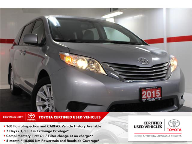 2015 Toyota Sienna LE 7 Passenger (Stk: 297850S) in Markham - Image 1 of 25