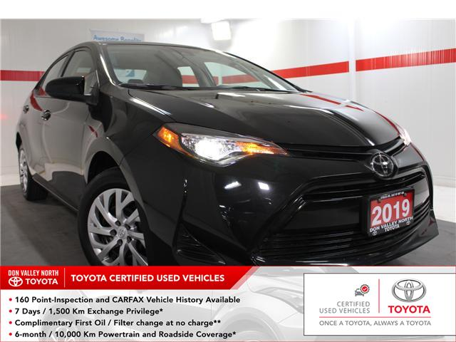 2019 Toyota Corolla LE (Stk: 297930S) in Markham - Image 1 of 24