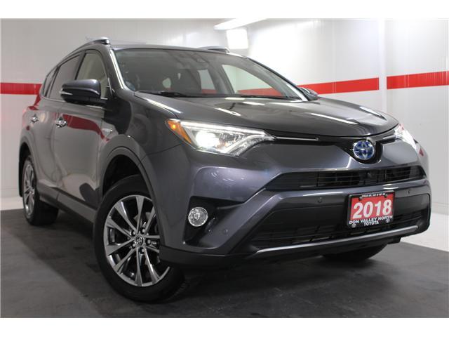 2018 Toyota RAV4 Hybrid Limited (Stk: 297945S) in Markham - Image 1 of 27