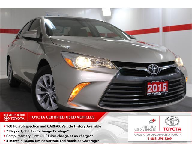 2015 Toyota Camry LE (Stk: 297955S) in Markham - Image 1 of 24
