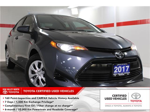 2017 Toyota Corolla LE (Stk: 297937S) in Markham - Image 1 of 24