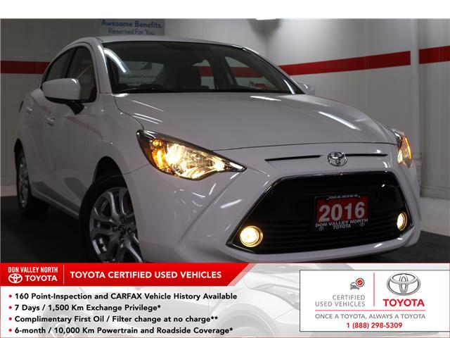 2016 Toyota Yaris Premium (Stk: 298039S) in Markham - Image 1 of 24