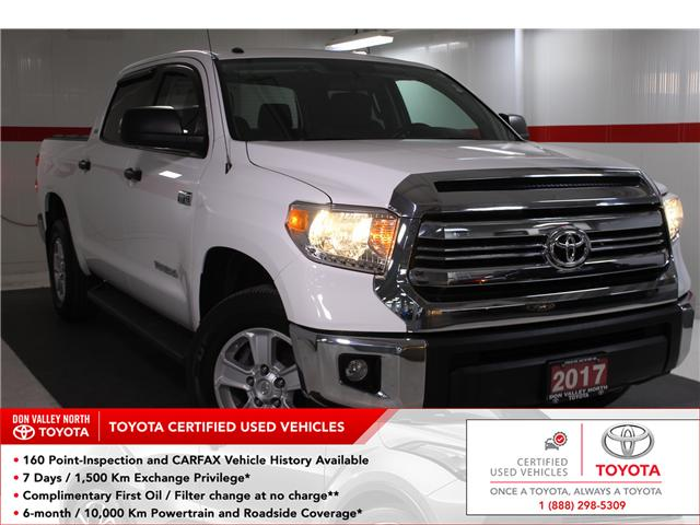 2017 Toyota Tundra SR5 Plus 5.7L V8 (Stk: 297972S) in Markham - Image 1 of 25