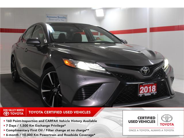 2018 Toyota Camry XSE (Stk: 297903S) in Markham - Image 1 of 27