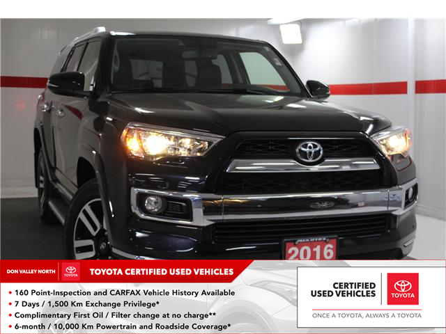 2016 Toyota 4Runner SR5 (Stk: 298092S) in Markham - Image 1 of 26