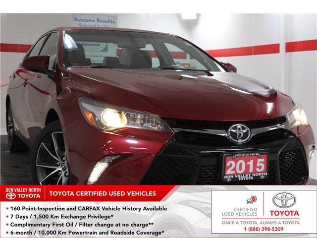 2015 Toyota Camry XSE (Stk: 297951S) in Markham - Image 1 of 26