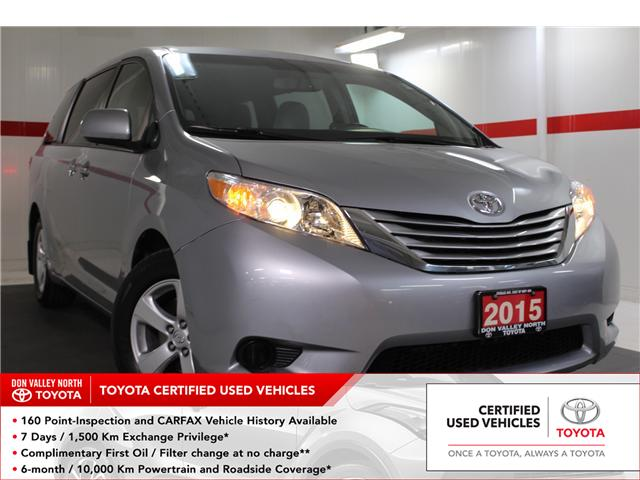 2015 Toyota Sienna LE 8 Passenger (Stk: 298081S) in Markham - Image 1 of 27