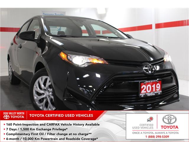 2019 Toyota Corolla LE (Stk: 298156S) in Markham - Image 1 of 24