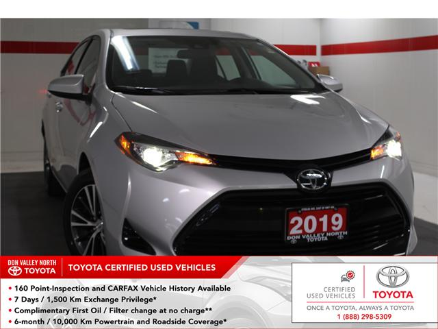 2019 Toyota Corolla LE (Stk: 298157S) in Markham - Image 1 of 24