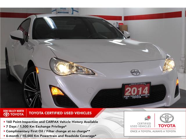 2014 Scion FR-S Base (Stk: 298151S) in Markham - Image 1 of 21