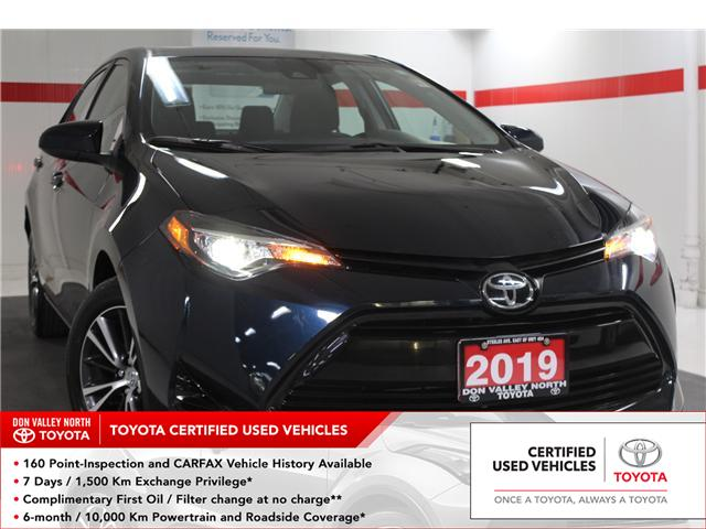 2019 Toyota Corolla LE (Stk: 298158S) in Markham - Image 1 of 25