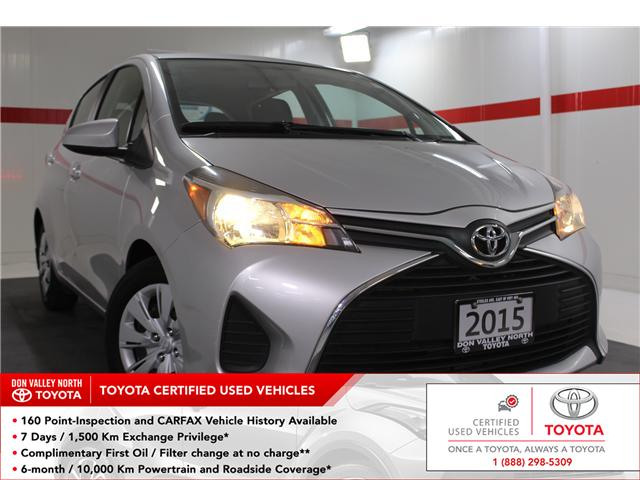 2015 Toyota Yaris LE (Stk: 298102S) in Markham - Image 1 of 24