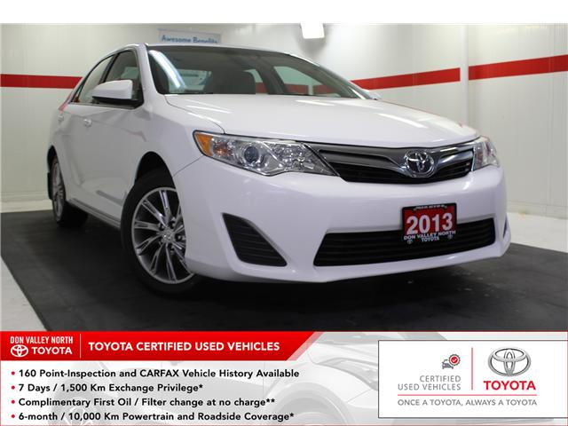 2013 Toyota Camry LE (Stk: 298380S) in Markham - Image 1 of 25