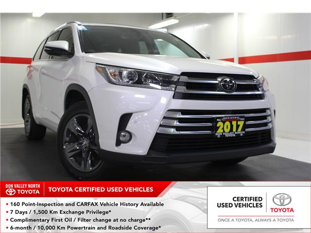 2017 Toyota Highlander Limited (Stk: 298569S) in Markham - Image 1 of 27