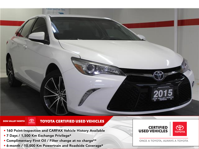 2015 Toyota Camry XSE (Stk: 298690S) in Markham - Image 1 of 24