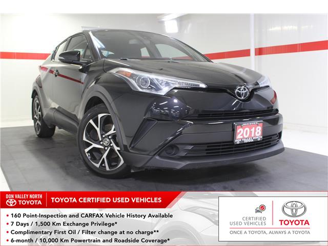 2018 Toyota C-HR XLE (Stk: 298782S) in Markham - Image 1 of 24