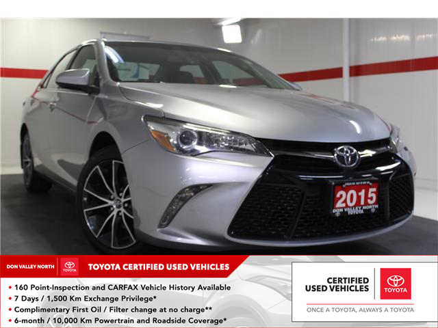 2015 Toyota Camry XSE (Stk: 298890S) in Markham - Image 1 of 27