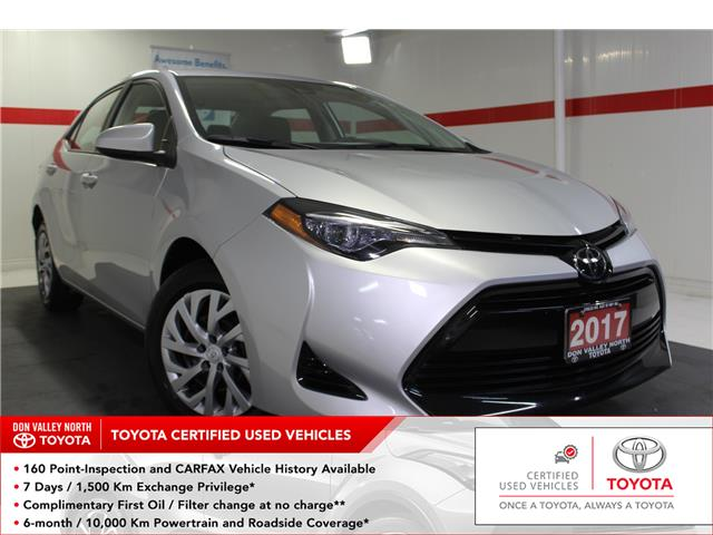 2017 Toyota Corolla LE (Stk: 298902S) in Markham - Image 1 of 24