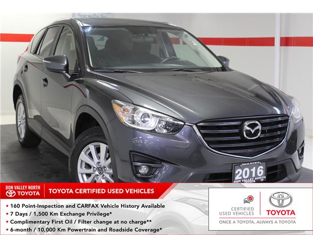 2016 Mazda CX-5 GS (Stk: 298924S) in Markham - Image 1 of 27