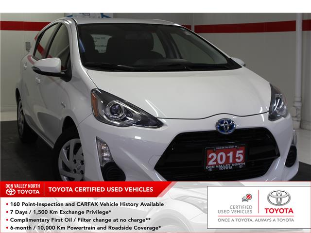 2015 Toyota Prius C Base (Stk: 299050S) in Markham - Image 1 of 23