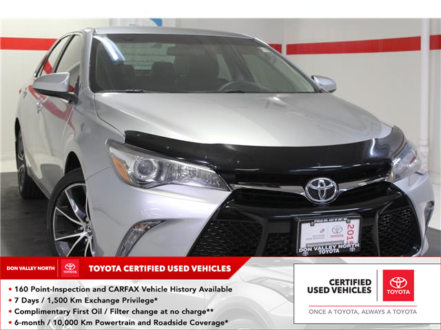 2015 Toyota Camry XSE (Stk: 298894S) in Markham - Image 1 of 26