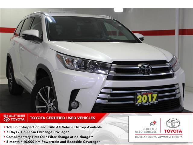 2017 Toyota Highlander XLE (Stk: 298843S) in Markham - Image 1 of 28
