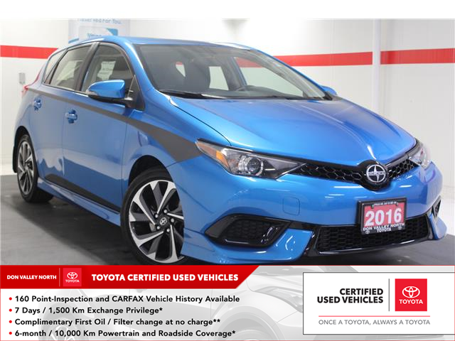 2016 Scion iM Base (Stk: 299303S) in Markham - Image 1 of 24