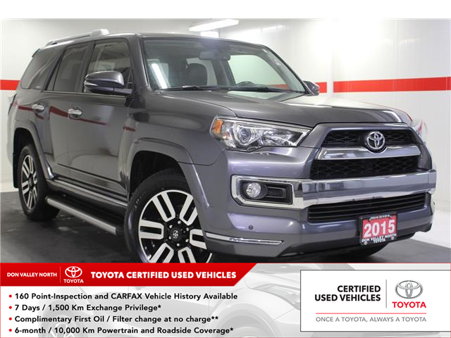 2015 Toyota 4Runner SR5 V6 (Stk: 299164S) in Markham - Image 1 of 28
