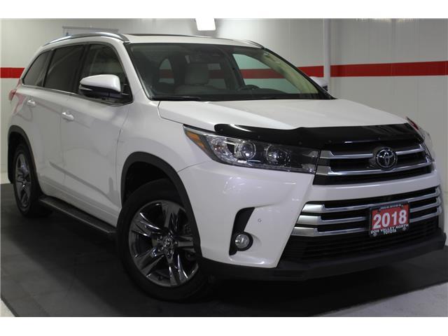 2018 Toyota Highlander Limited (Stk: 299110S) in Markham - Image 1 of 27