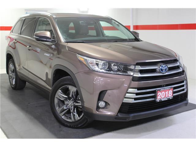 2018 Toyota Highlander Hybrid Limited (Stk: 299362S) in Markham - Image 1 of 26