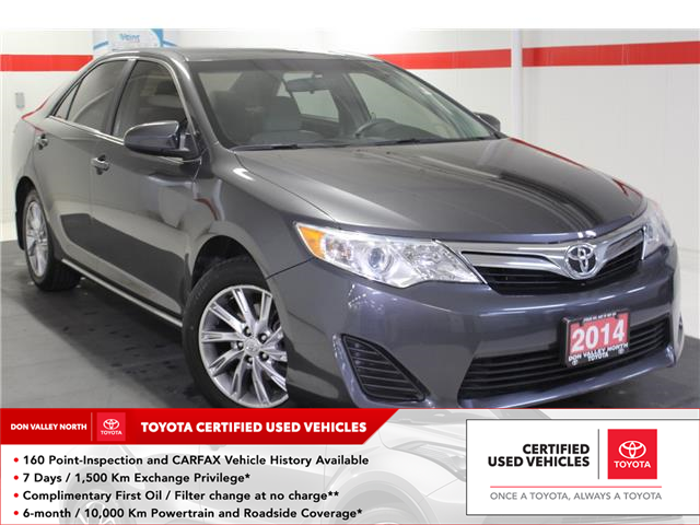 2014 Toyota Camry LE (Stk: 299411S) in Markham - Image 1 of 25