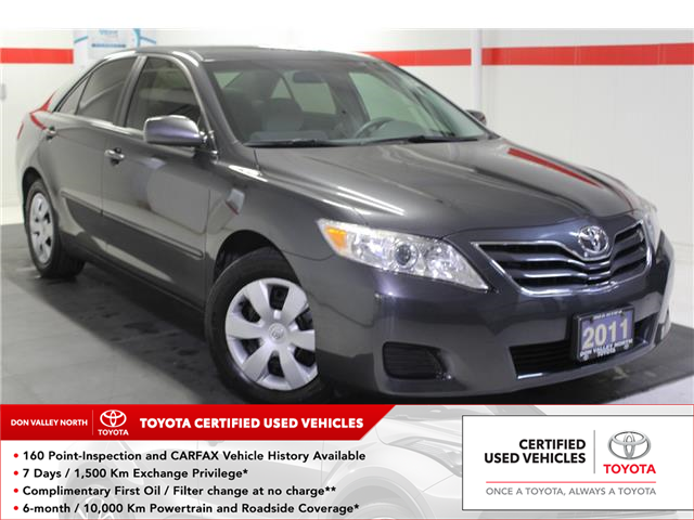2011 Toyota Camry LE (Stk: 299358S) in Markham - Image 1 of 23