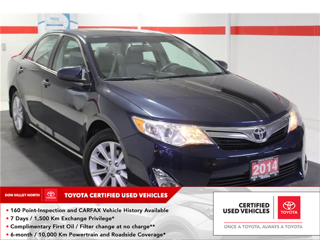 2014 Toyota Camry XLE (Stk: 299372S) in Markham - Image 1 of 26