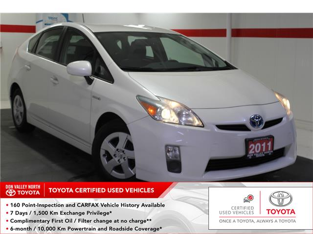 2011 Toyota Prius Base (Stk: 299437S) in Markham - Image 1 of 22
