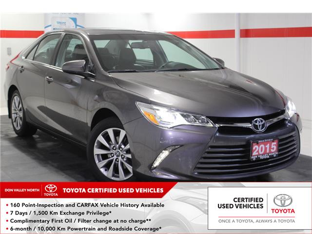 2015 Toyota Camry XLE V6 (Stk: 299529S) in Markham - Image 1 of 25